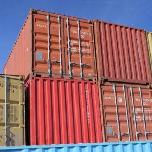 Transporte nacional de contenedores